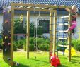 Klettergerüst Garten Kinder Frisch Xxl Klettergerüst 2 4m Kletterturm Spielturm Mit