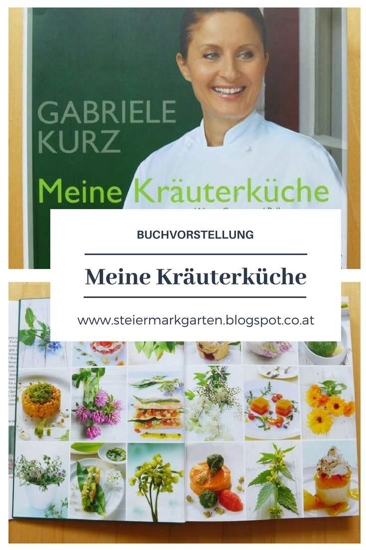Buchvorstellung Meine Kräuterküche Pin Steiermarkgarten