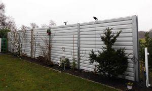 25 Frisch Lärmschutzwand Garten Elegant