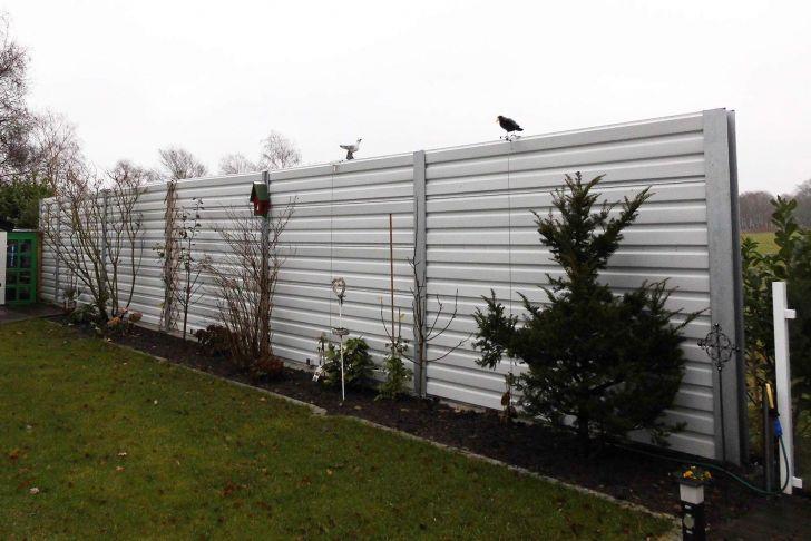 Lärmschutzwand Garten Reizend Lärmschutzwände Für Den Garten