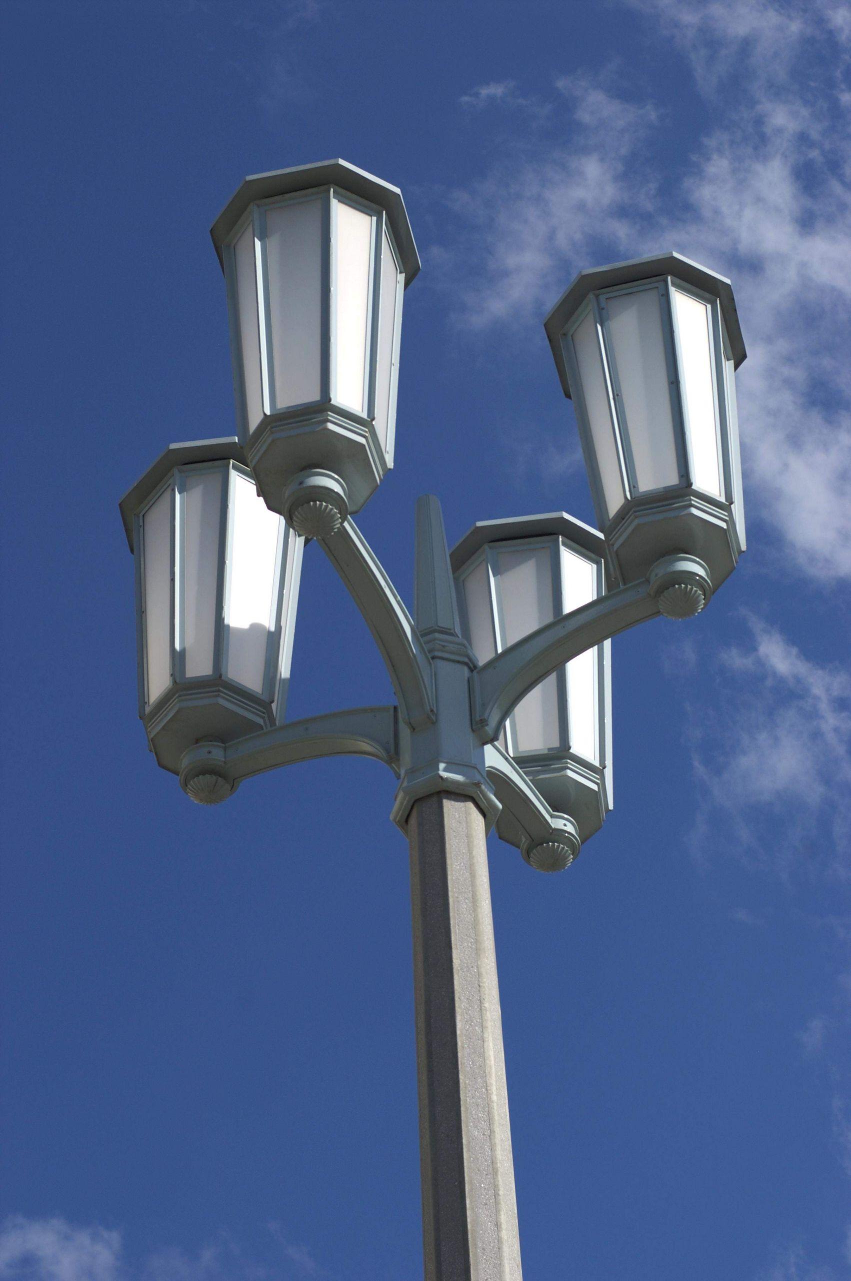 Alte Straßenlampen % alte straßenlampen