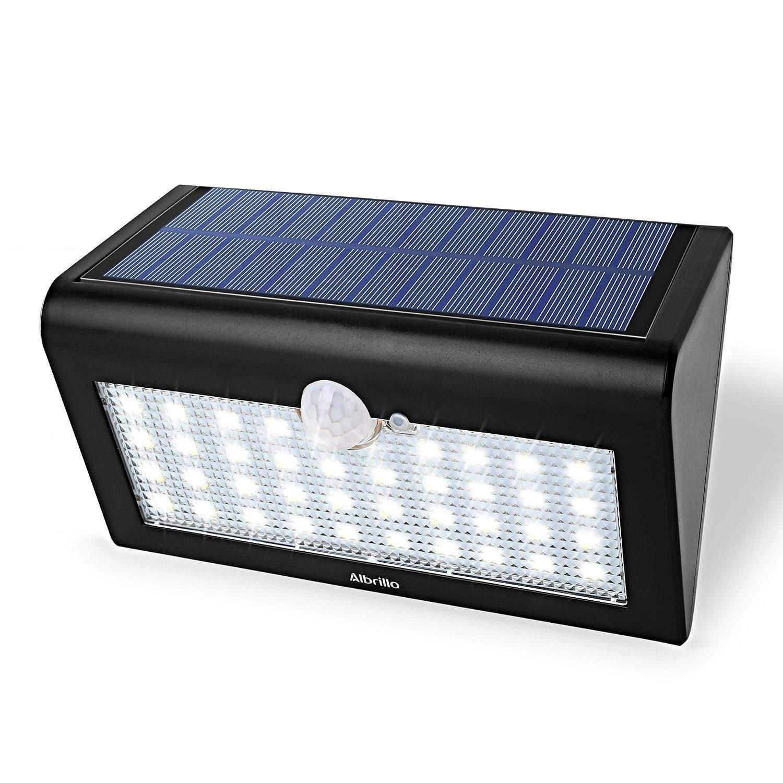 01 Albrillo LED Solarleuchte hb