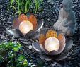 Led solarleuchte Garten Das Beste Von Bezauberndes solar Lotusblüten Duett