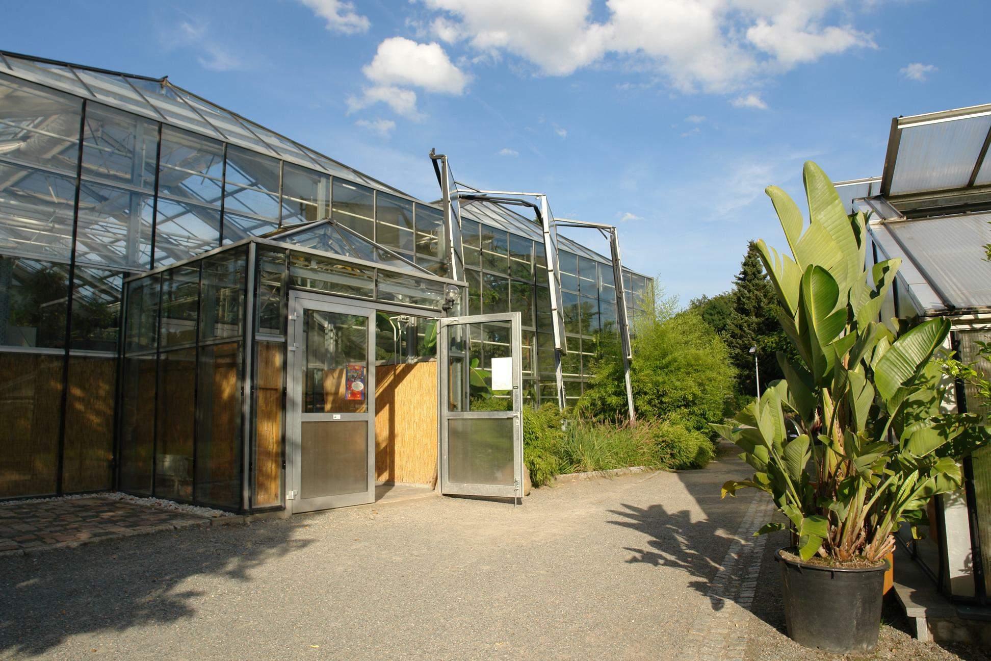 Chemnitz Botanischer Garten