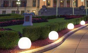 35 Schön Leuchtkugeln Für Den Garten Neu