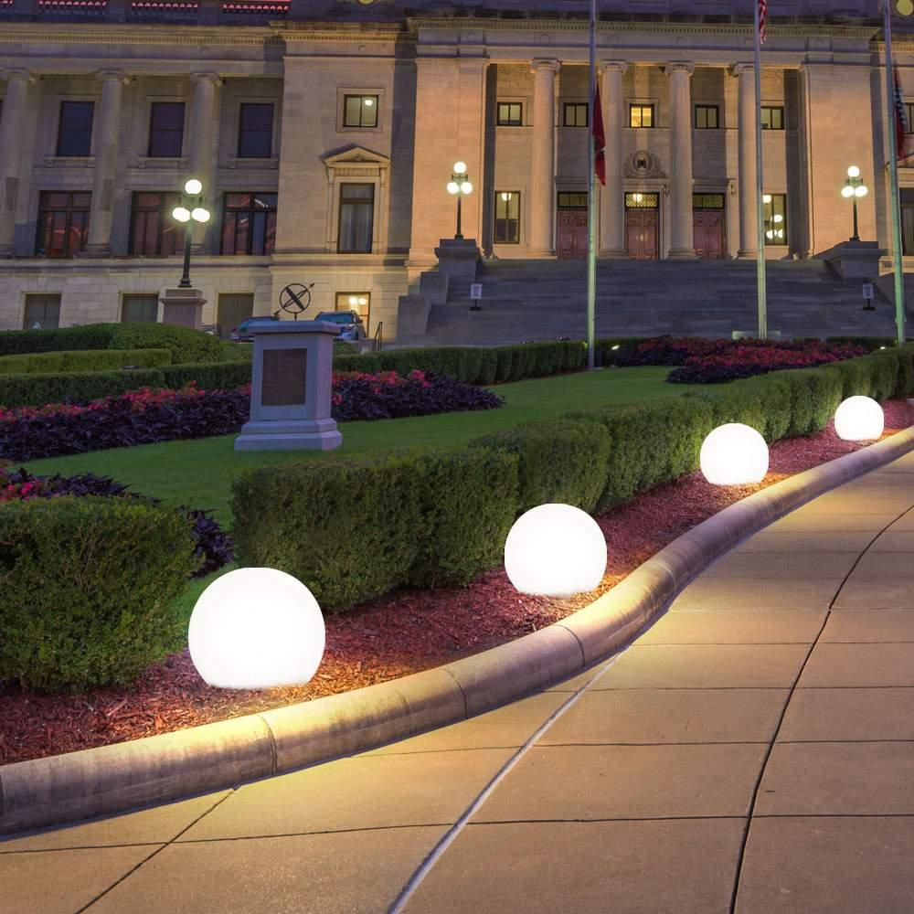 Leuchtkugeln Für Den Garten Reizend Led solarleuchten Für Den Garten