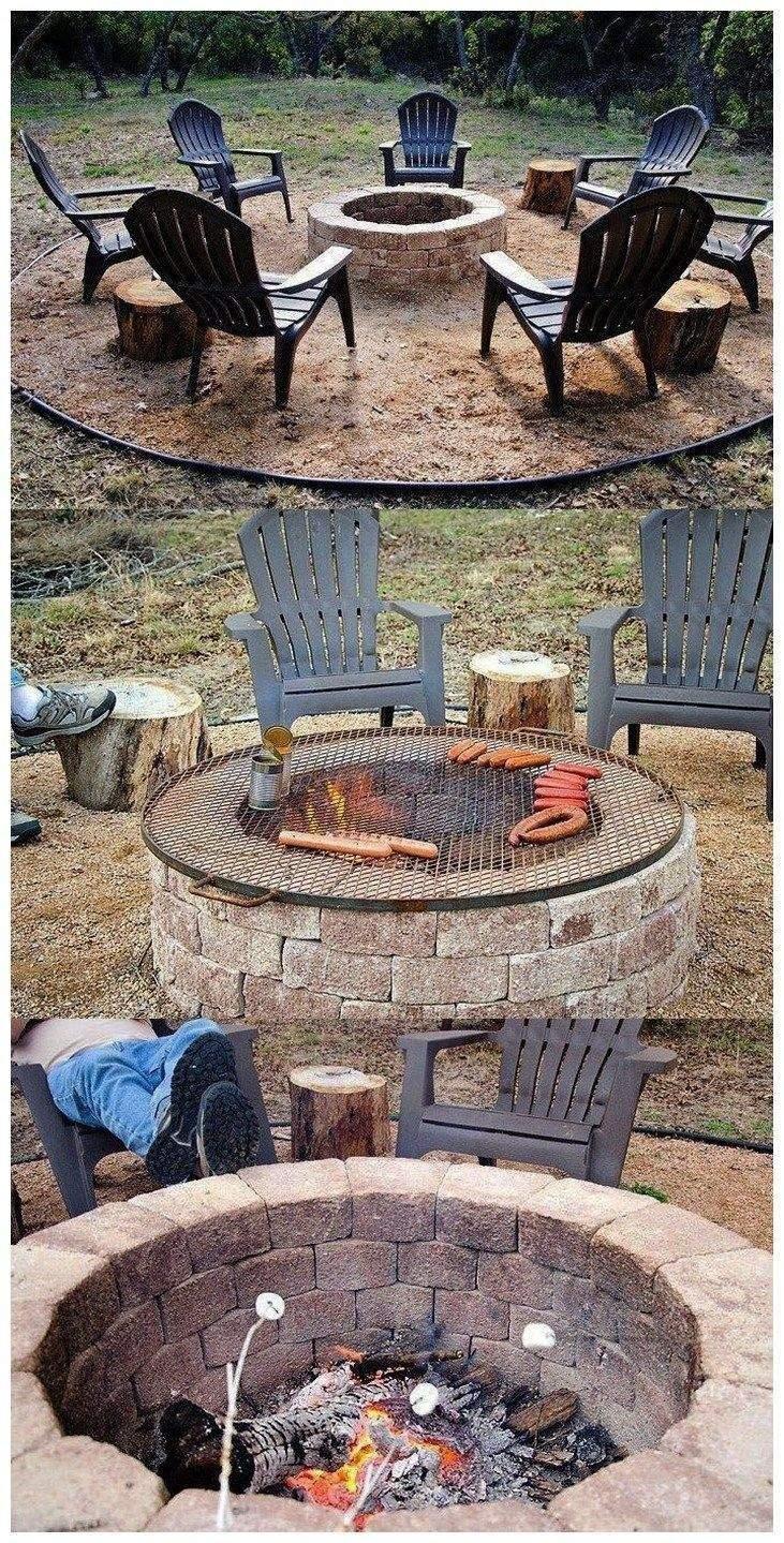 grillplatz im garten selber bauen neu 45 fire pit ideas and designs for your backyard gardenideas of grillplatz im garten selber bauen