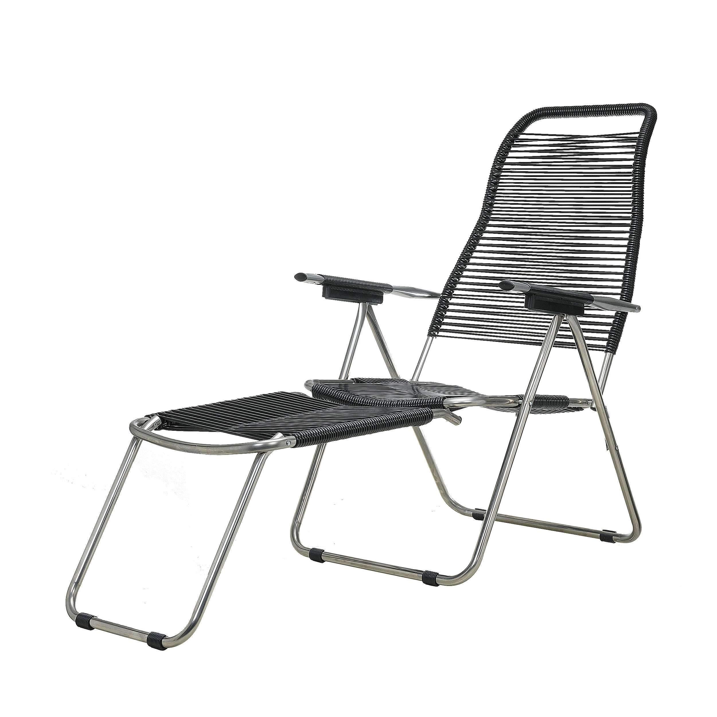 spaghetti liegestuhl und sessel schwarz a 002 21