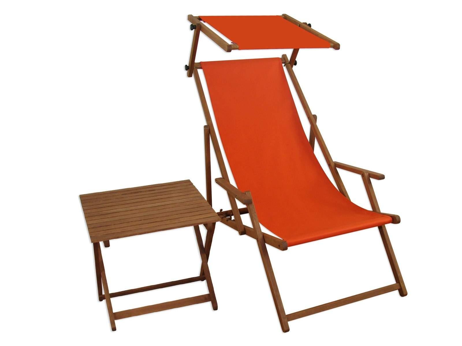 Liegestuhl Garten Elegant Liegestuhl Terracotta Gartenstuhl Tisch sonnendach Deckchair Buche Strandstuhl Klappbar 10 309st