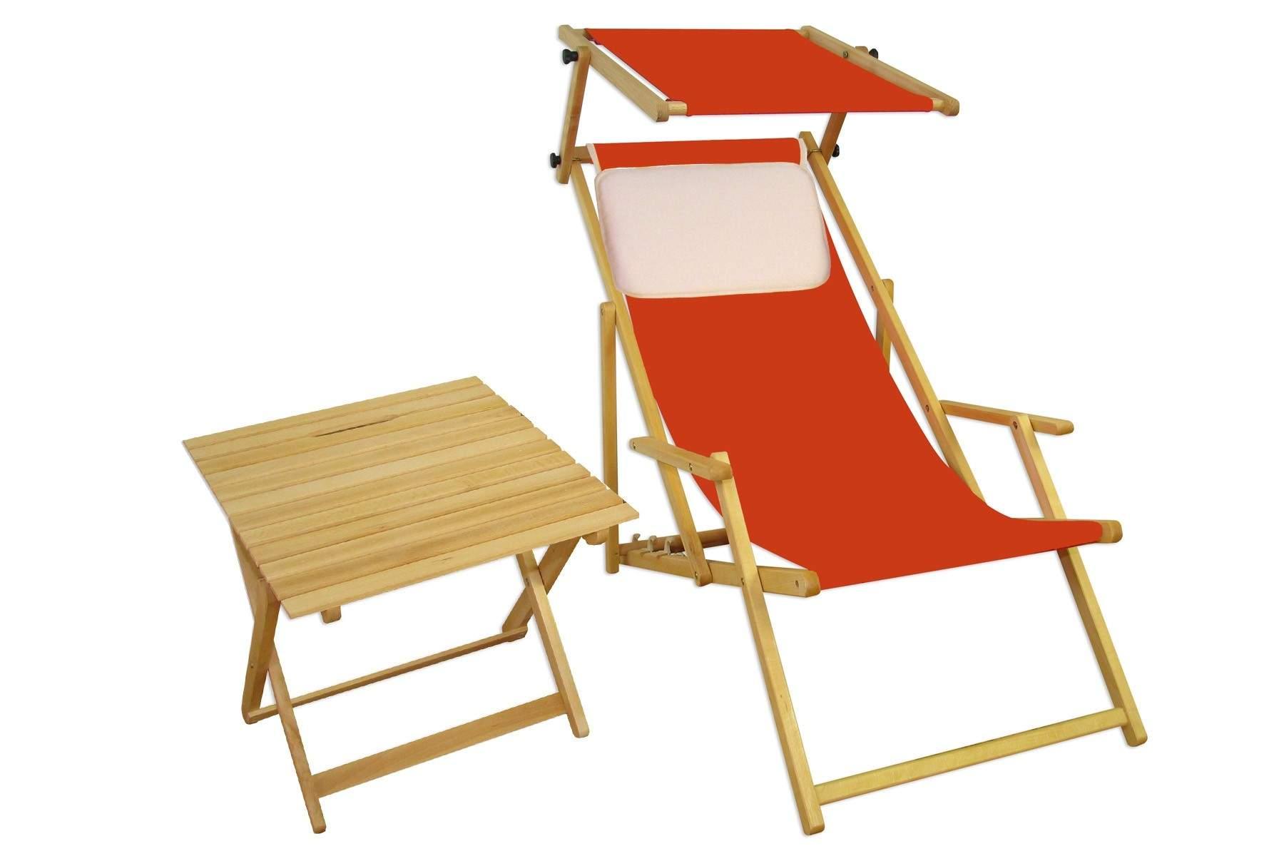 Liegestuhl Garten Inspirierend Liegestuhl Terracotta Gartenliege Strandliege sonnendach Tisch Kissen Buche Hell 10 309nstkh