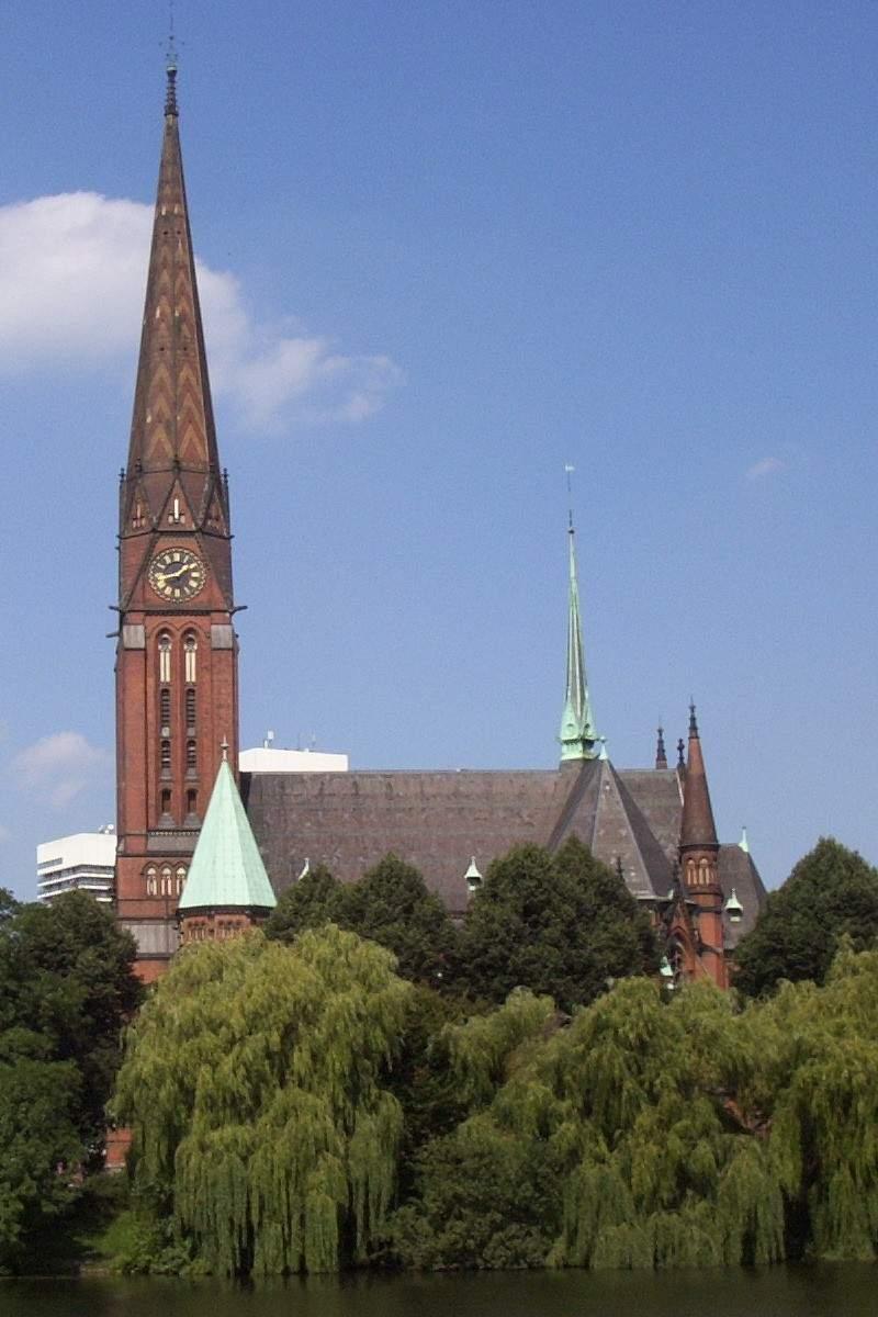 StGertrud Uhlenhorst Hamburg