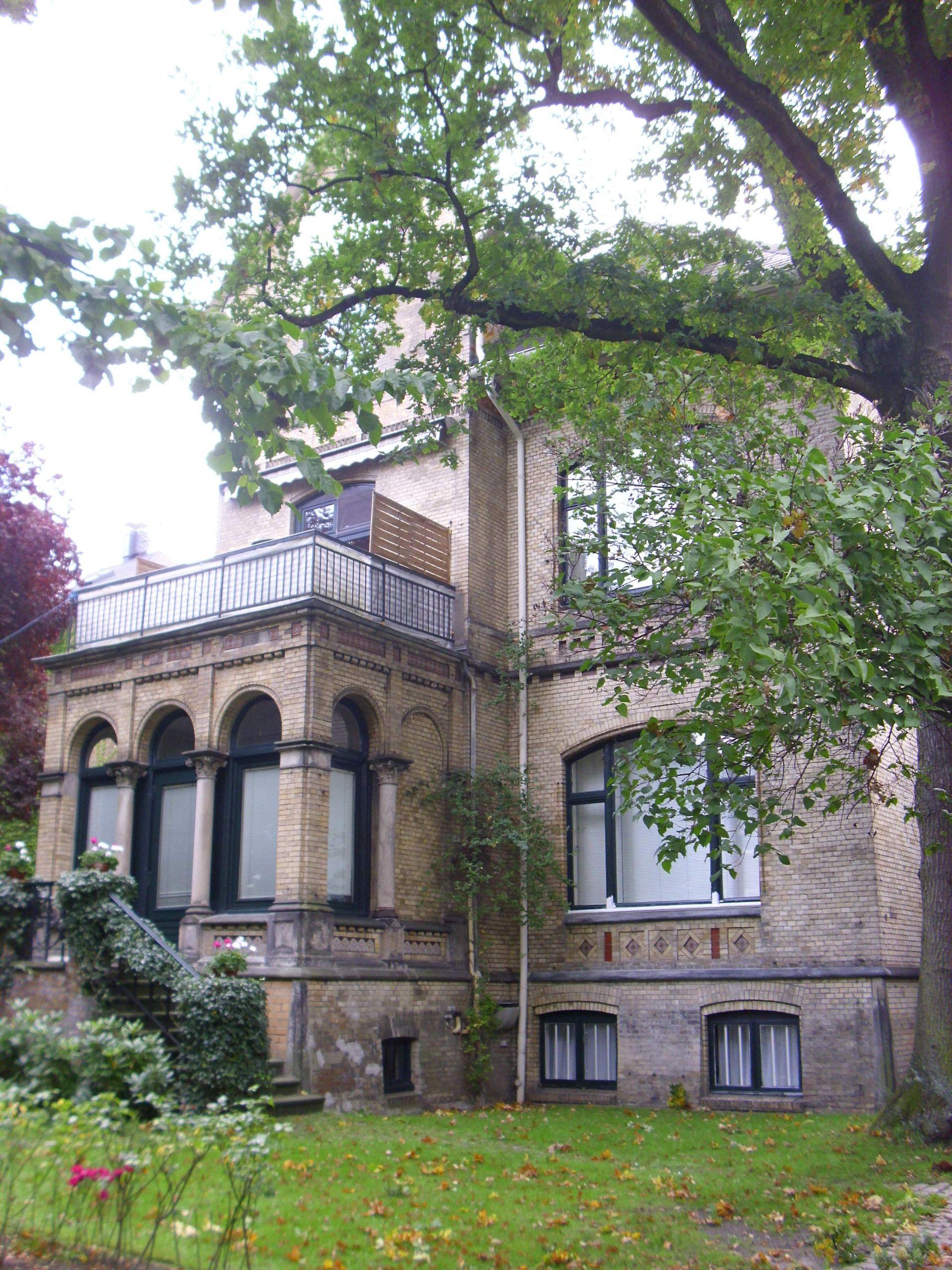 Marienterrasse 12 Hamburg Uhlenhorst
