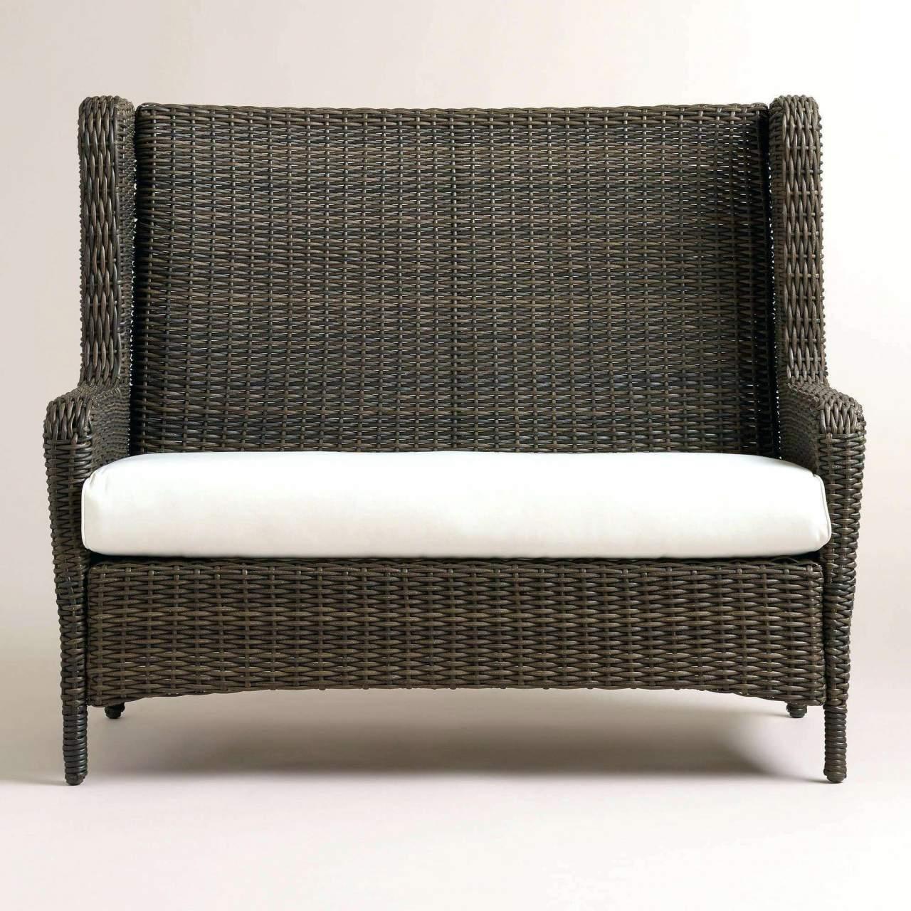 bistro patio set rattan sofa garten luxus recliner wicker outdoor sofa 0d patio durch bistro patio set