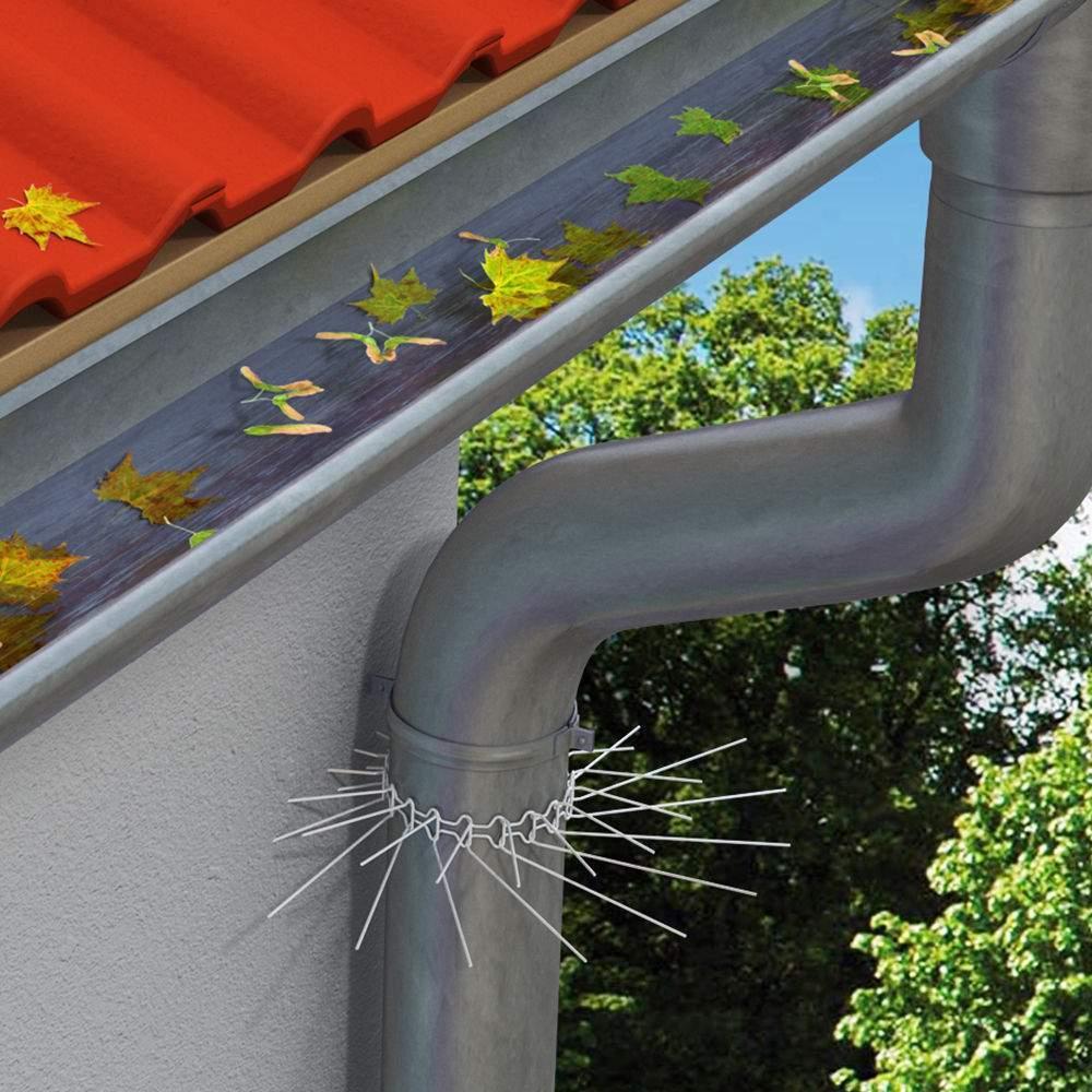 marderabwehr garten inspirierend details zu marder schutz fur fallrohre bis c mm marderabwehr gurtel marderstopp dachrinne of marderabwehr garten
