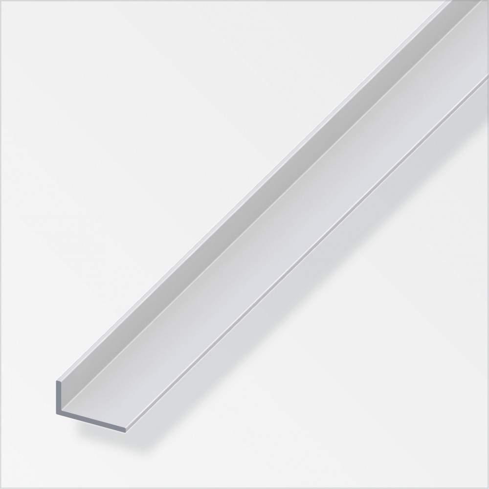 Winkel 25x20x1 5mm 2m Aluminium silber