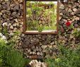 Moderne Feuerstelle Im Garten Elegant Und