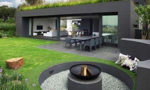36 Frisch Moderne Feuerstelle Im Garten Genial