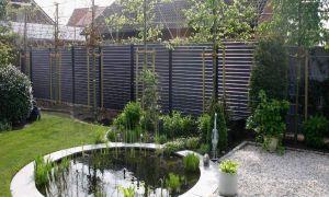 35 Frisch Moderner Garten Sichtschutz Luxus