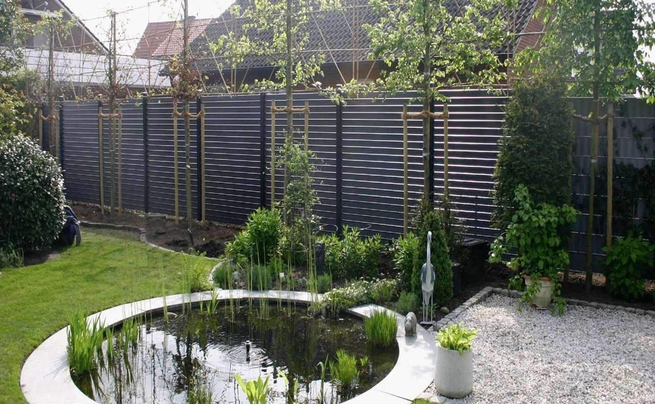 Moderner Garten Sichtschutz Schön Pin Von Birgit Huber Auf Garten