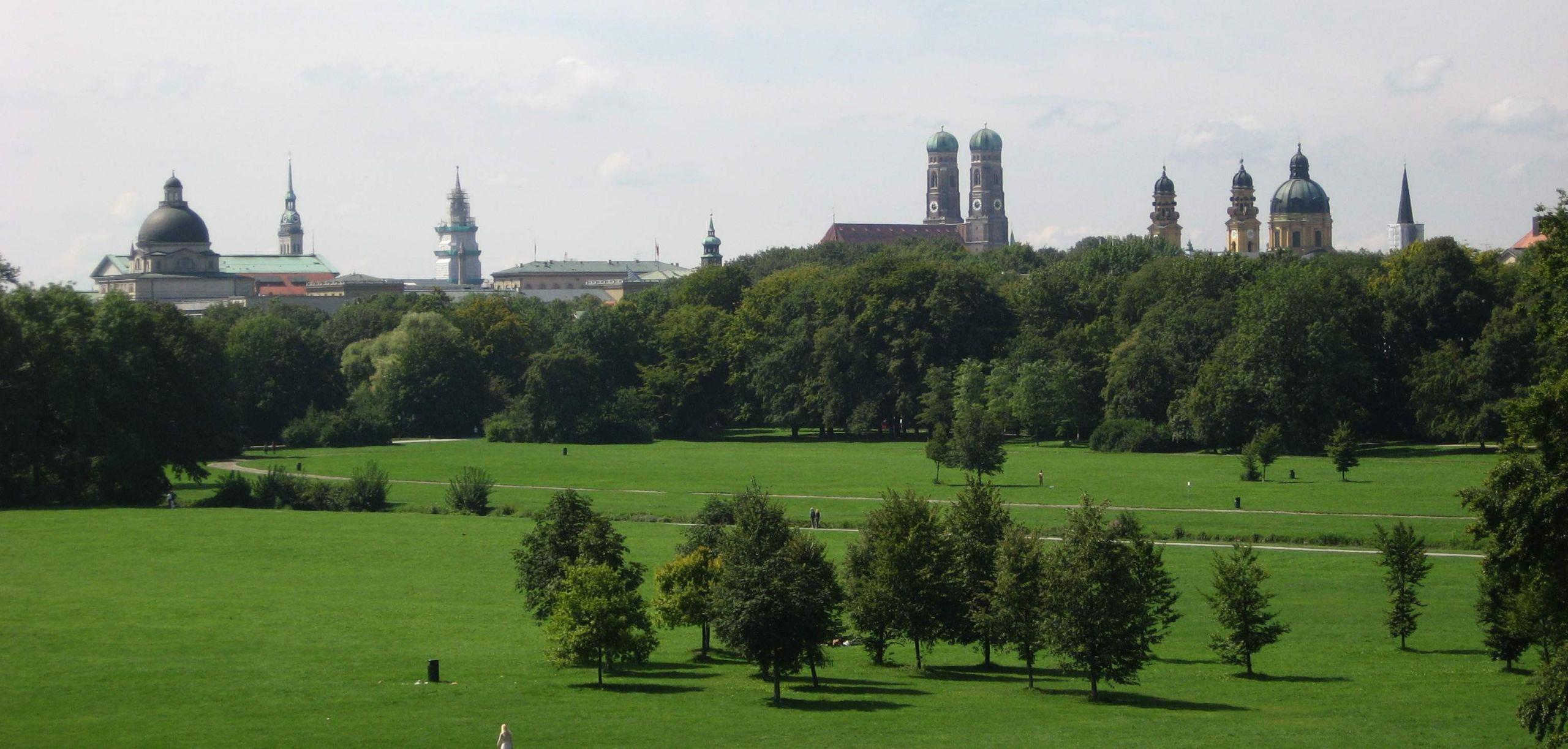 München Englischer Garten Einzigartig Thynote