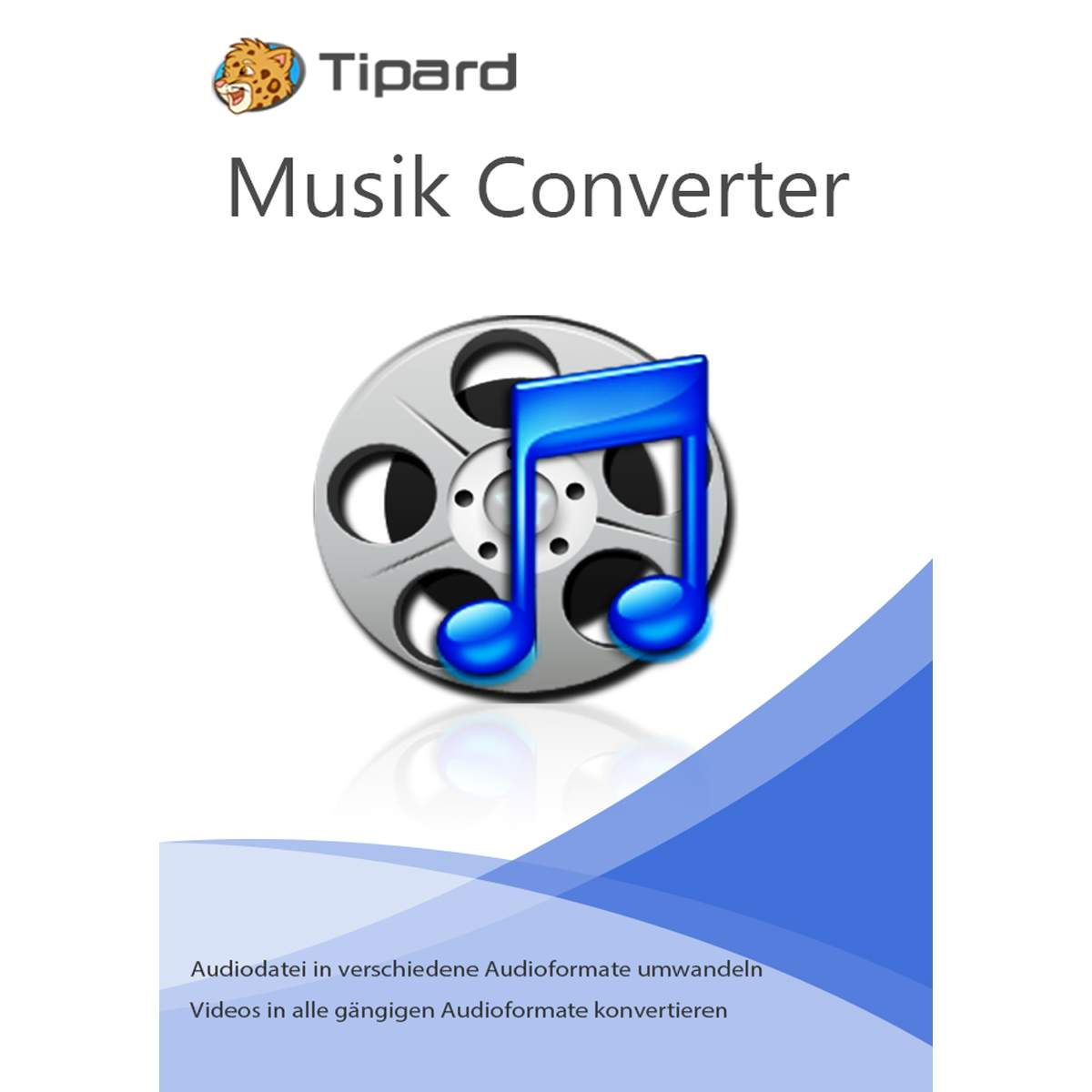 Tipard Musik Converter lebenslange Lizenz 0