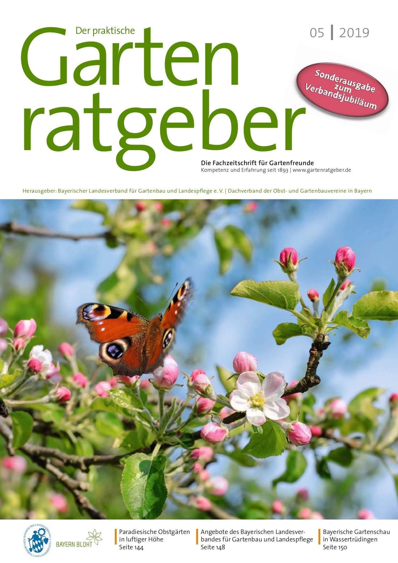 Naturnaher Garten Pflegeleicht Anlegen Frisch Der Praktische Gartenratgeber 5 2019 Pages 1 18 Text