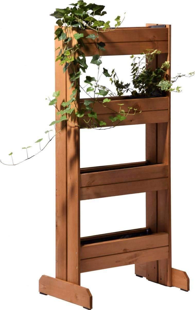 Norma24 De Aktionen Garten Und Balkon Frisch Dobar Vertikales Blumenbeet Mit 4 Pflanzkästen