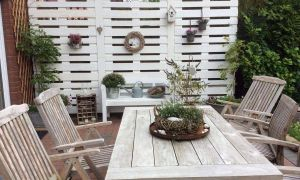 35 Elegant Paletten Garten Deko Inspirierend