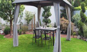 27 Frisch Pavillon Garten Luxus
