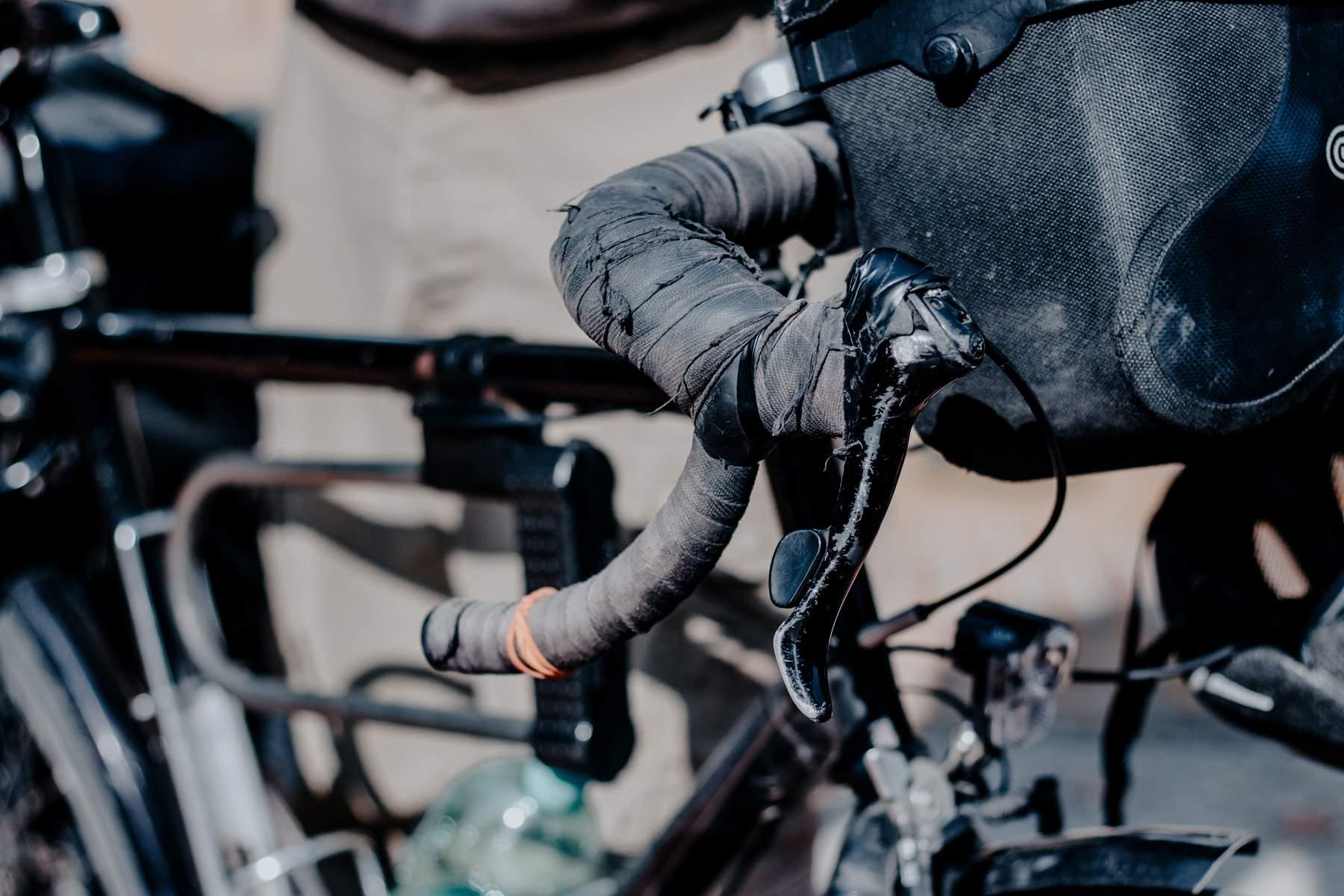 Thorsten Gieefers Familienhaus Fahrrad Fahrradportrait 2018 Kinderanhänger Fahrrad 7