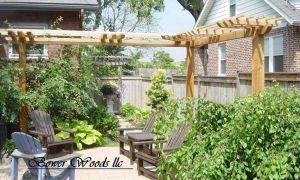 39 Reizend Pergola Garten Luxus