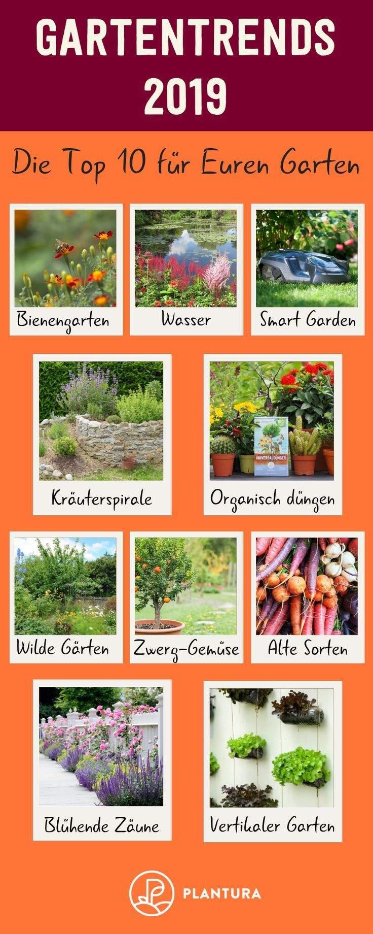 Permakultur Garten Anlegen Reizend Garden Trends 2018 the top 10 for Your Garden We Show In