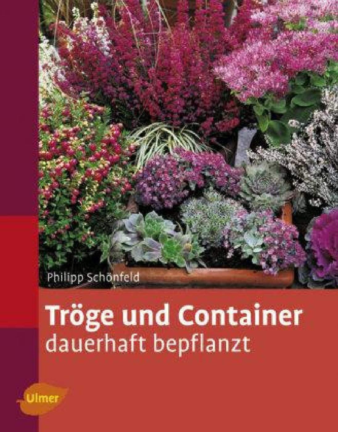 9578 Trge und Container dauerhaft bepflanzen 15e29d f