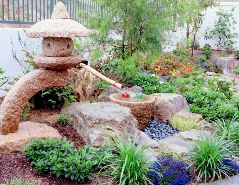 steingarten anlegen gestaltungsideen