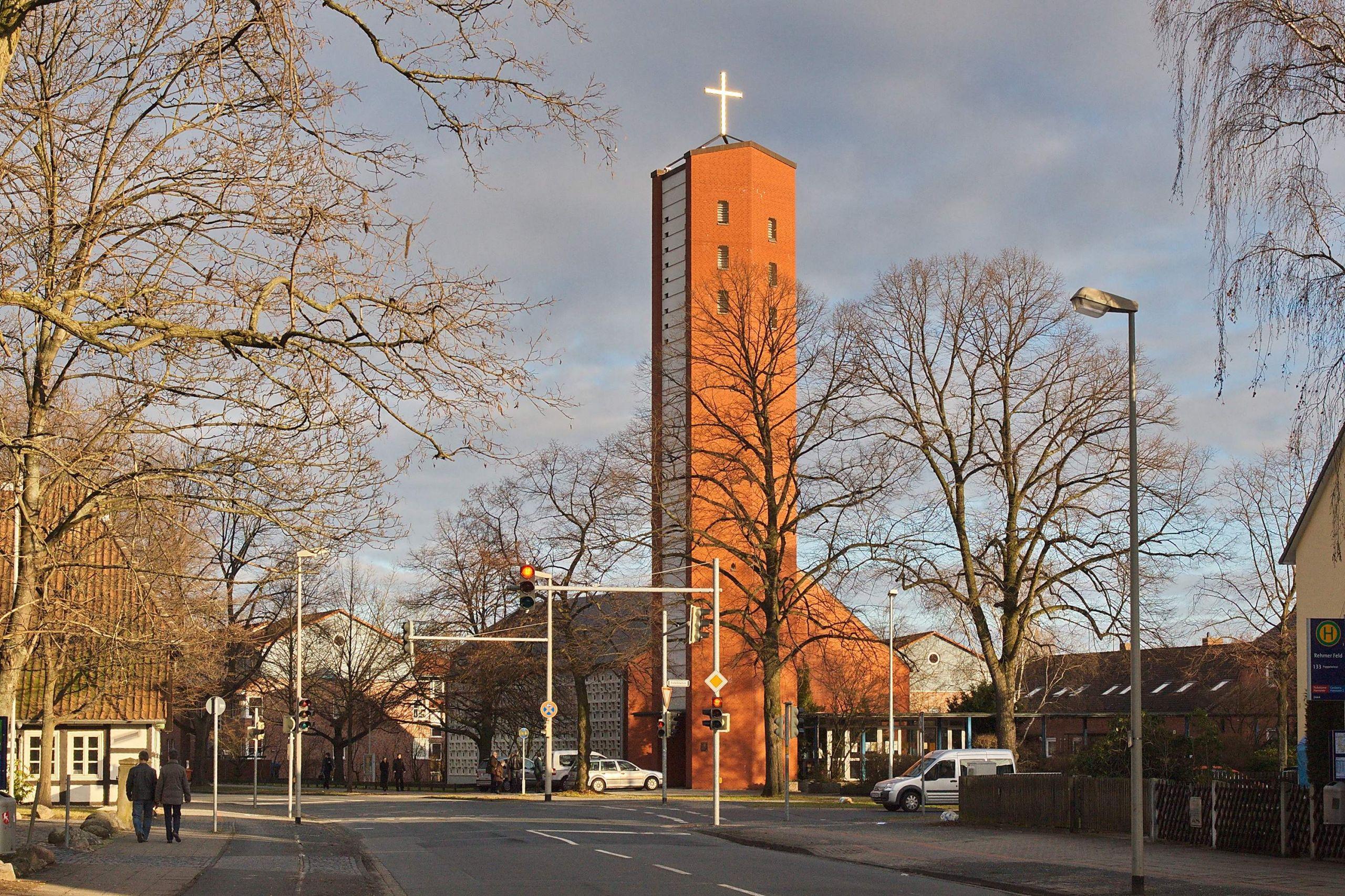 Matthiaskirche Großbuchholz Hannover IMG 3223