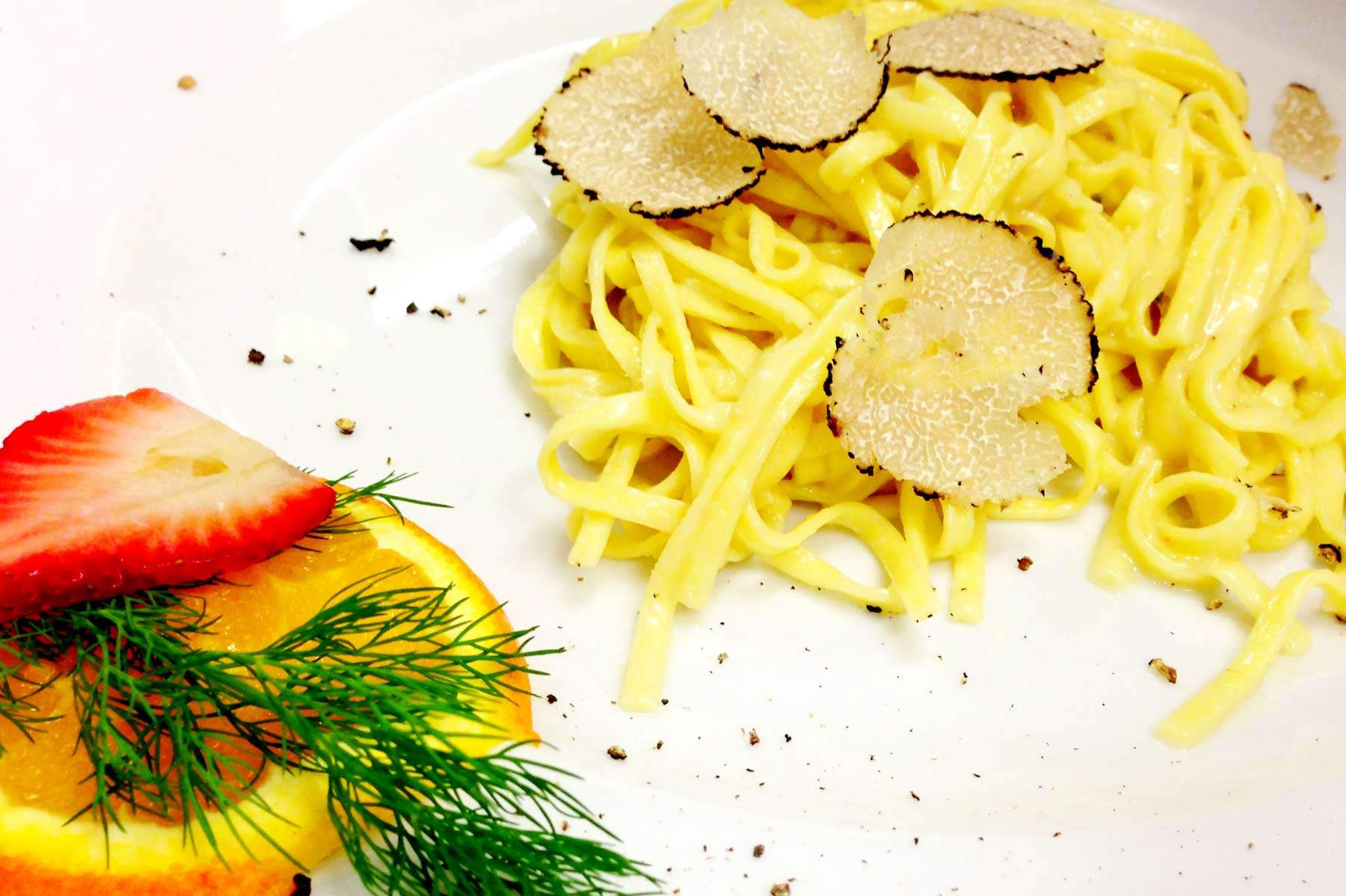 ristorante le arcate pasta