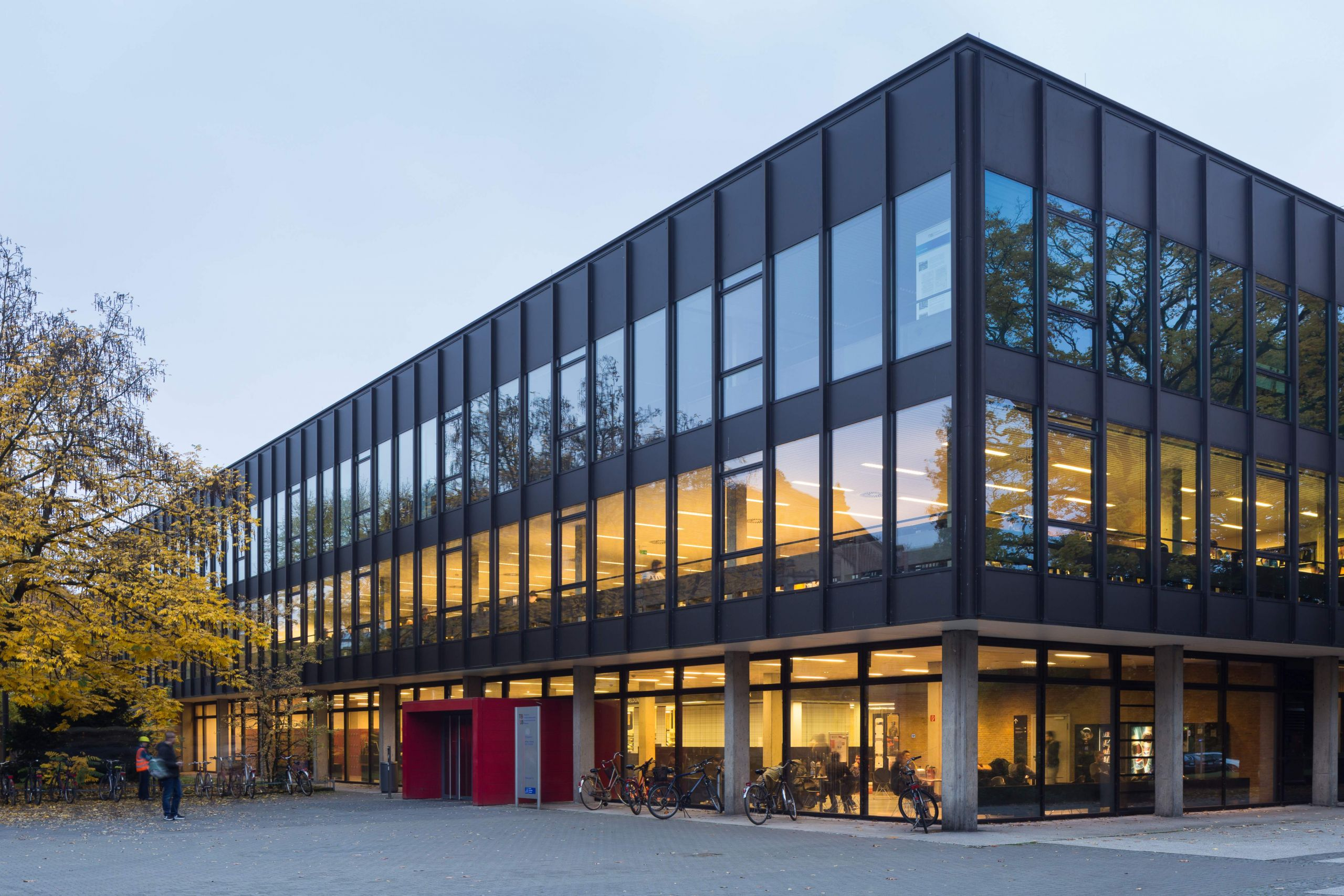 German National Library of Science and Technology TIB university library Hannover UB Am Welfengarten 1b Nordstadt Hannover Germany