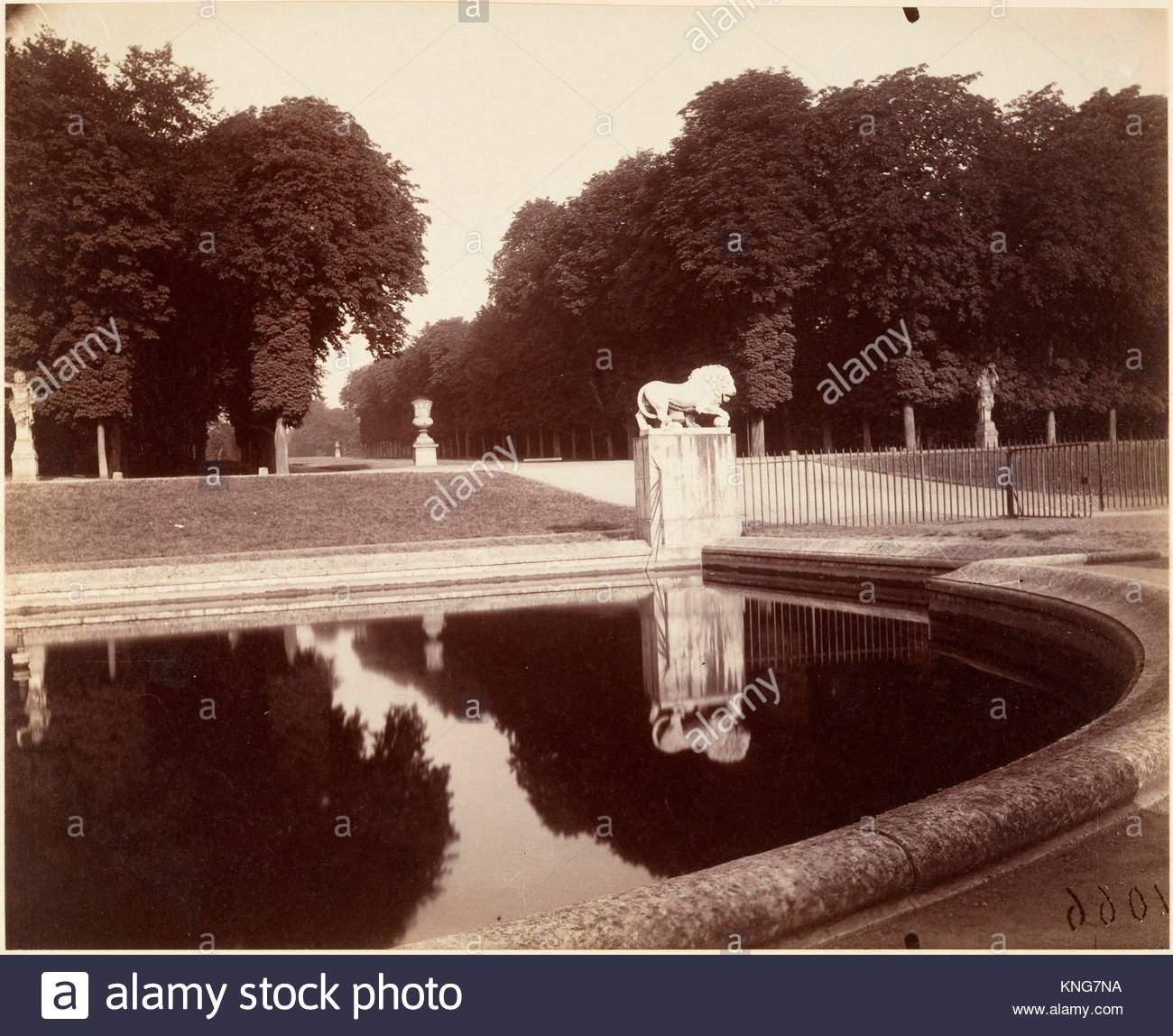 saint cloud artist eugne at franzosisch libourne 1857 1927 paris datum juli 1921 medium eiweiss silber drucken aus glas negative abmessungen kng7na