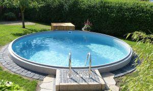 27 Inspirierend Pool Im Garten Bauen Elegant