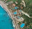 Poseidon Gärten ischia Elegant isola D ischia Poseidon Gaerten Fliegeraufnahme Kat Golfo