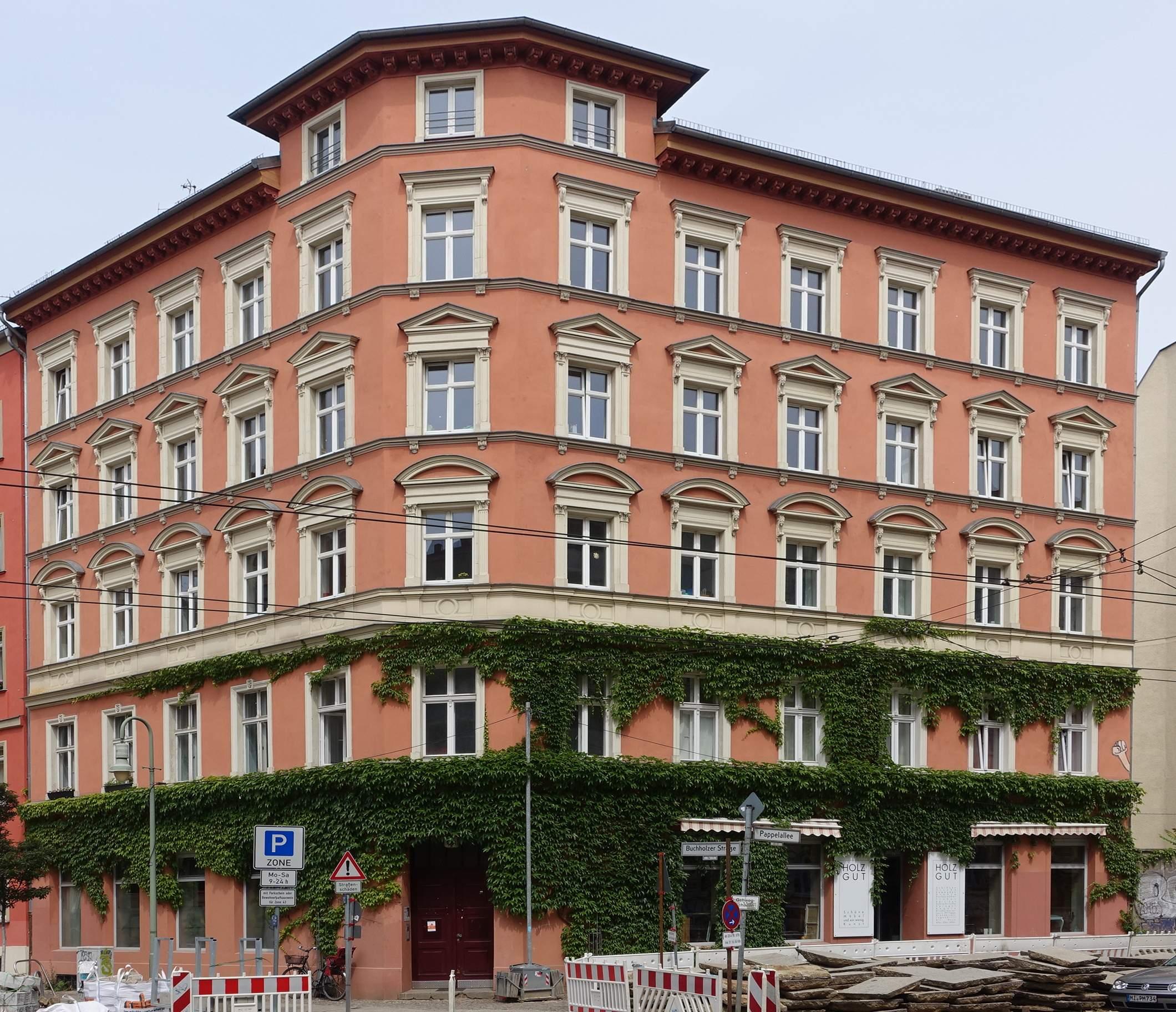 Pappelallee 68 Berlin Prenzlauer Berg