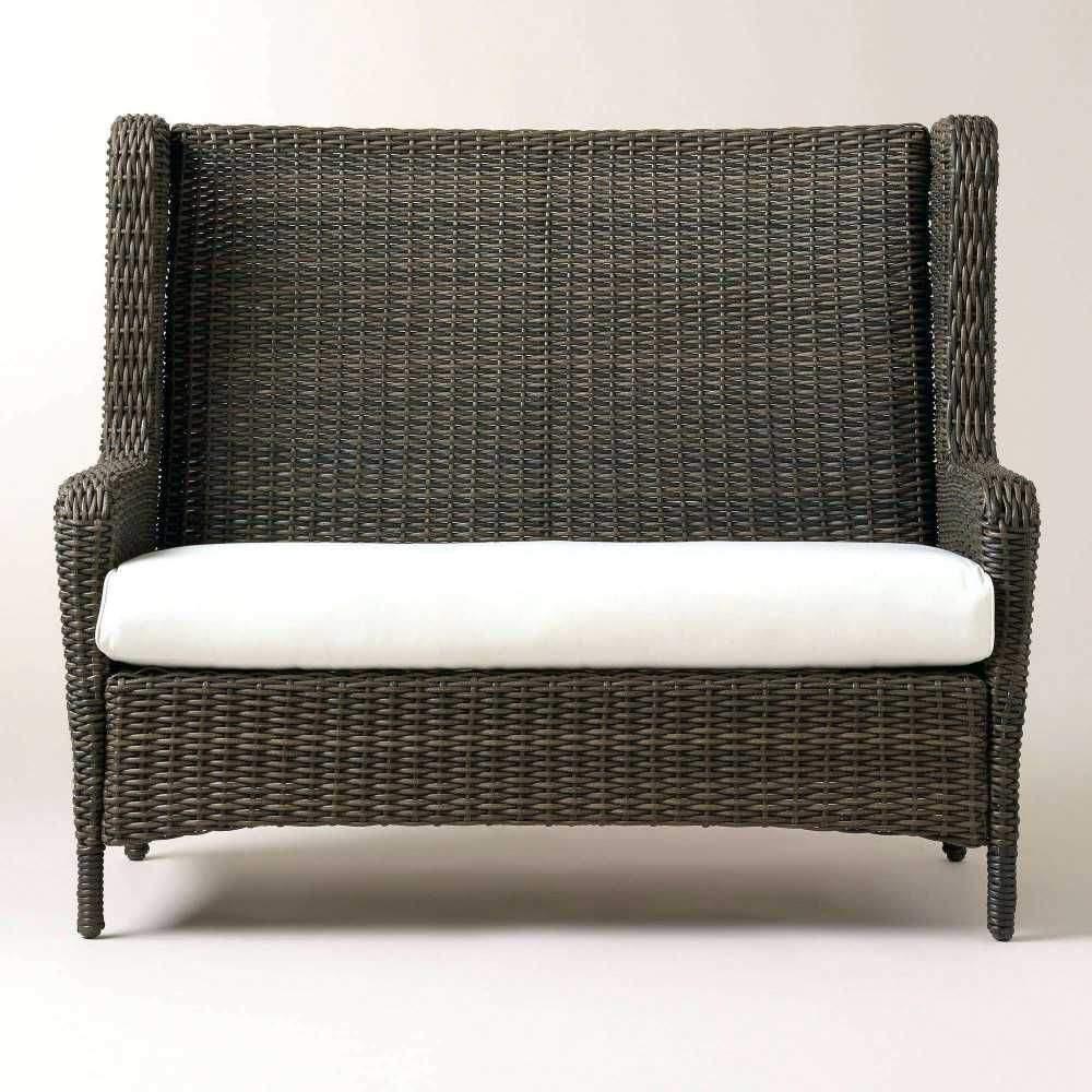 Rattan sofa Garten Das Beste Von Rattan Outdoor Furniture Fresh Wicker Outdoor sofa 0d Patio