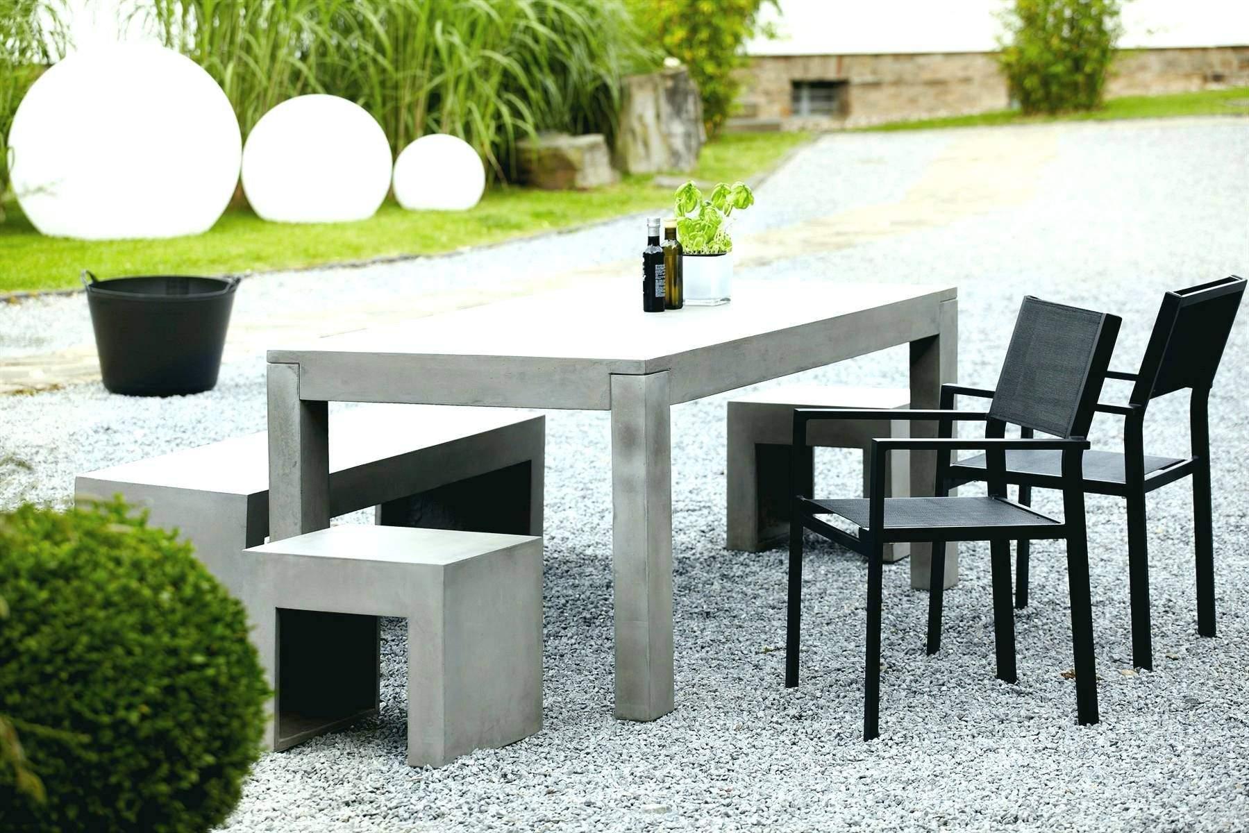 terrassen tisch und stuehle beton tisch garten ideen gartenmobel ausziehtisch tisch cobra od s genial