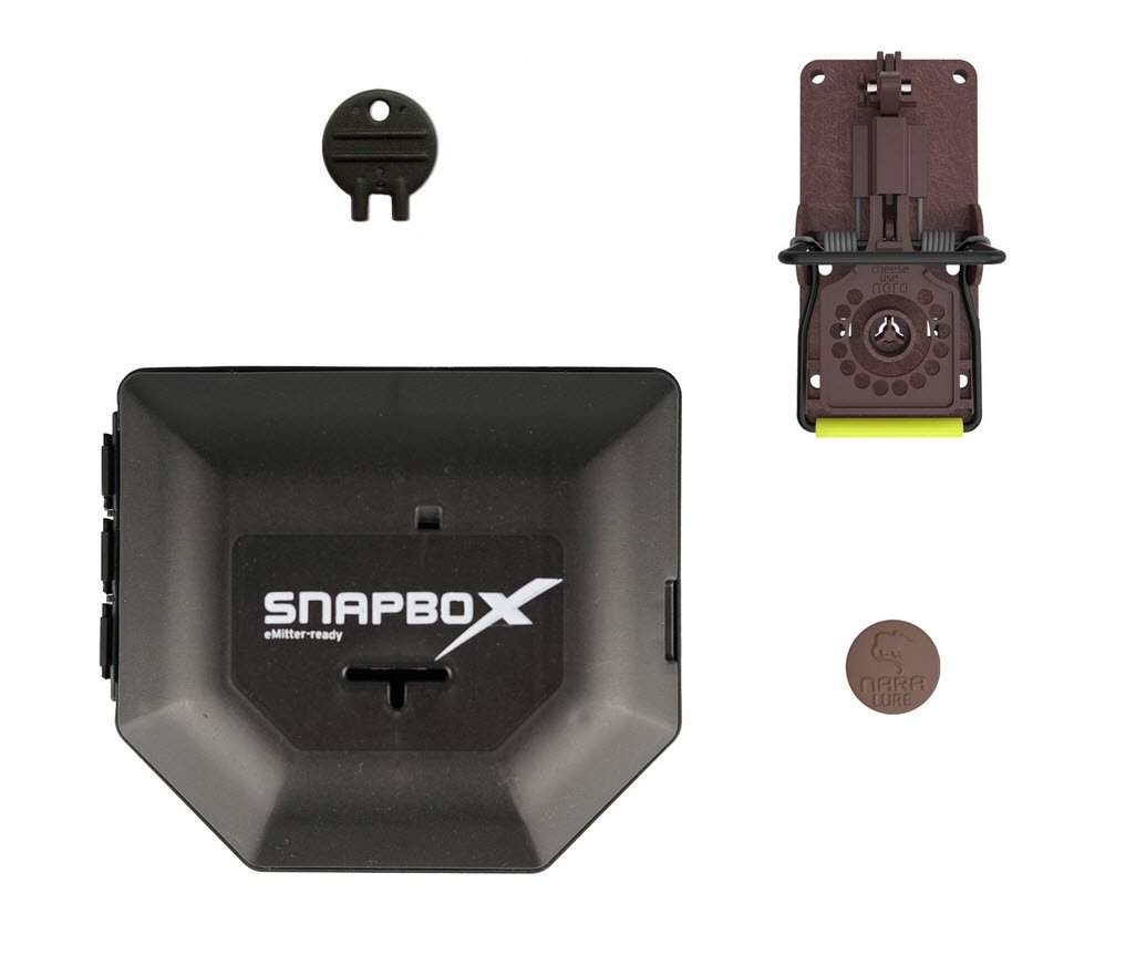 Mausefalle Snapbox