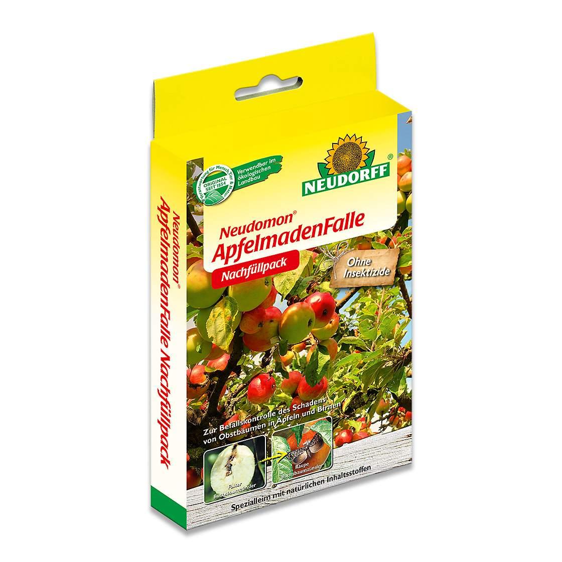 Neudorff Neudomon ApfelmadenFalle Nachfuellpack