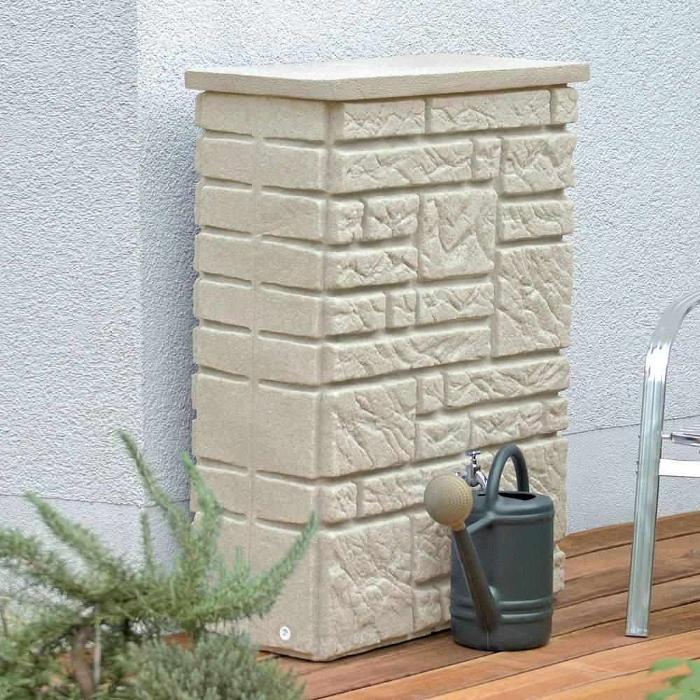 Regentonne Maurano sandstein 600x600 2x