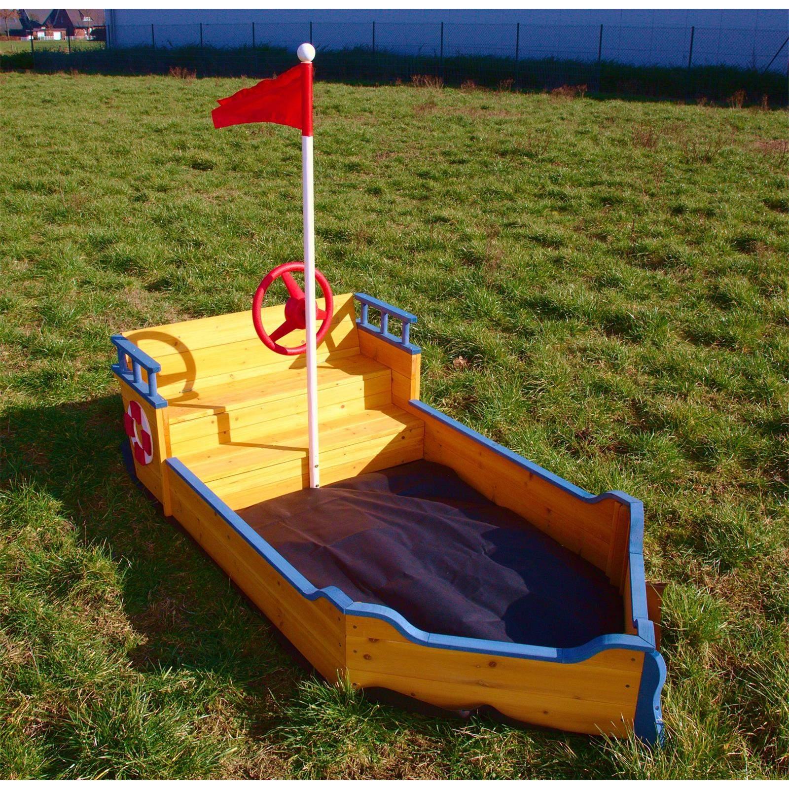 Sandkasten Garten Einzigartig Sandkasten Boot