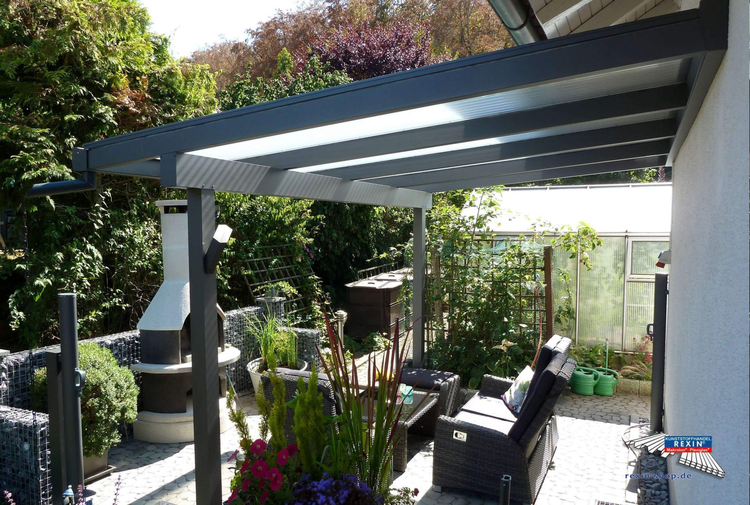 Sauna Für Garten Einzigartig sonnenschutz Im Garten — Temobardz Home Blog