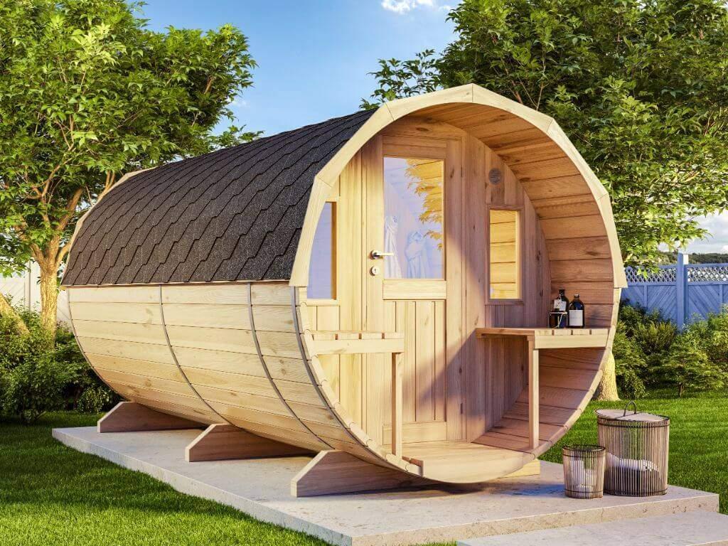 29 Frisch Sauna Selber Bauen Garten Luxus