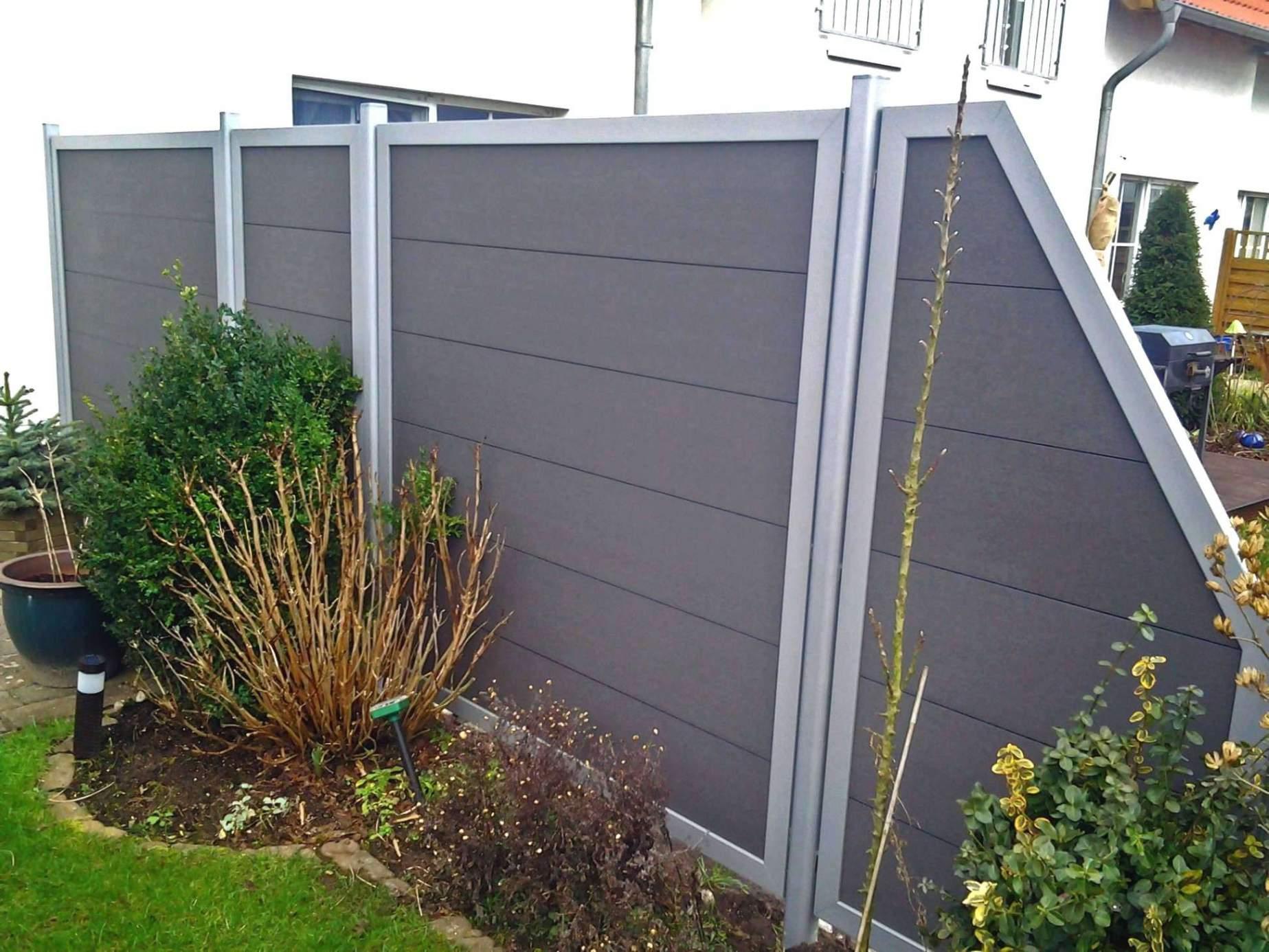 Schallschutzwand Garten Luxus Sichtschutz Terrasse Pflanzen — Temobardz Home Blog